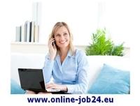 Online Job, für die Generation 40 & 50+, von zu  Hause arbeiten