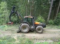 Agrarvideo zeigt Forsttechnik extrem