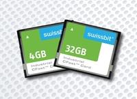 Swissbit präsentiert die neue F-200 Series CFast(TM) Card