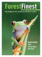 Waldmagazin ForestFinest mit Schwerpunktthema Biodiversität