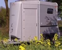 Pferdeanhänger-Tipp mit-Pferden-reisen.de: Aluminium-Pferdeanhänger