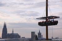 Schlemmen und Networken über den Dächern Kölns