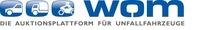 showimage WOM Auktionsplattform für Unfallfahrzeuge - Top Leistungen für Fahrzeughändler