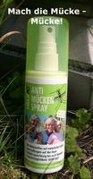 Mach die Mücke - Mücke!  Lassen Sie Mücken keinen Stich.