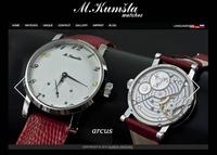 Seit 2011 ist Kumsta-Watches mit seinem selbst entworfenen Sortiment aus Unikat-Uhren in den USA etabliert.