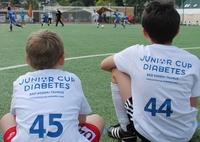 """""""Die Kinder haben super gespielt"""": Fußballer begeistern bei Qualifikation zu """"Junior Diabetes Cup"""""""