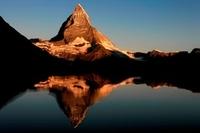Bald steht das Matterhorn in Deutschland
