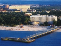 Im Rahmen einer Kolberg Kur im Hotel Baltyk entspannen