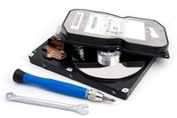 Festplatte tot - Daten weg? Nicht mit Datenrettung SBK