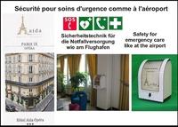 Defibrillatoren retten Hotelgäste