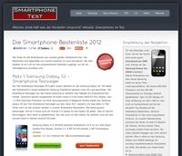 Smartphones - jenseits des Markenhypes stellt sich die Frage nach dem wirklich besten Modell