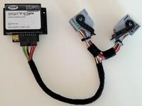 SmartTOP Verdecksteuerung für Peugeot 207CC jetzt mit neuem Plug and Play Kabelsatz