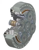 Sumitomo (SHI) Cyclo Drive Germany auf der Automatica 2012 - Kraftübertragung ohne Spiel