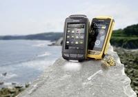 simvalley MOBILE Dual-SIM-Outdoor-Smartphones SPT-800 3G