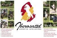 Iberosattel aufder Pferd International 2012 inMünchen-Riem