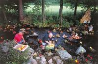 Funkelndes Kerzenmeer in Baiersbronn