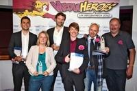 Regio TV gewinnt vier Landesmedienpreise