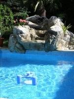 Neues Alarmgerät sichert Pool & Teich