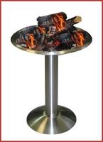 Feuerschalen im Modul-Design als Wärmequelle und Feuerstelle