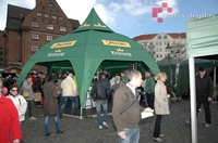 Jacobs Sofatour 2012 mit Zelten von Swiss Display