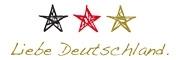 feinsinn design Deutschland Edition - Liebe Deutschland.