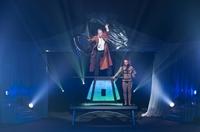 Sarrasani feiert Wiesbaden-Premiere der neuen Show Luminesque