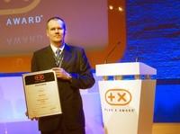 """Bio-Ethanol Kaminmöbel: """"Elipse Z"""" von SPARTHERM als bestes Produkt des Jahres ausgezeichnet"""