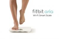 Mehr als eine Körperwaage - die intelligente WLAN-Waage Aria von Fitbit erfasst BMI, Körperfettanteil und Gewicht