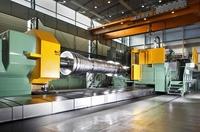 showimage GEORG modernisiert Turbinenläufer-Drehmaschine bei Siemens