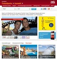 Freizeitparks, Erlebnisparks, Wasserparks: Reiseführer-Special für mehr Gäste