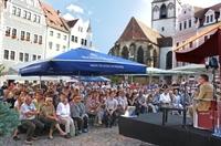 Literaturfest Meißen: größtes Open Air Lesefestival in Deutschland stellt Programm vor