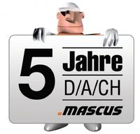 Mascus feiert mit attraktiven Jubiläumsangeboten 5-jähriges Bestehen in der DACH Region