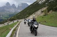 Motorradreisen - Sommerurlaub mit Motorrad Hotel Südtirol Dolomiten