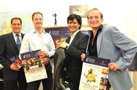 Musik von Weltformat in der Metropolregion Stuttgart - Cello Akademie 2012 vom 27. Mai bis 2. Juni in Rutesheim