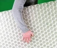 kiesfix patentiert Wabenplatten