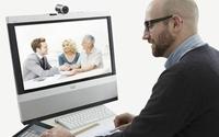 """Innovative Kundenberatung mit Videokonferenzen - wie das geht, erfahren Sie in dem MVC-Webinar """"Virtuelle Experten"""" am 5.6.2012."""