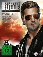 """Am 25. Mai 2012 veröffentlicht Sony Music/Spassgesellschaft! die komplette 3. Staffel der SAT.1 Erfolgsserie """"Der letze Bulle"""" in einer 3er-DVD-Box!"""