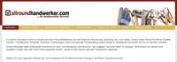 Allroundhandwerker finden - Neue Website listet gute Dienstleister