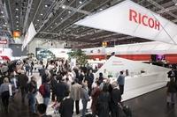 Erfolgreiche drupa 2012 für Ricoh