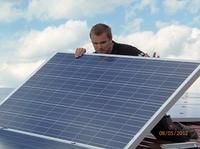 Professionelle Montage & Reinigung von Solar-Photovoltaikanlagen