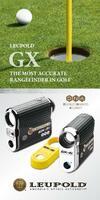 Leupold® GX® Golf Laser Entfernungsmesser sind in DGV-Wettspielen zulässig