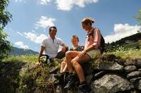Urlaub Familie Südtirol - 2 Kinder bis zum 10. Geburtstag zahlen nichts!