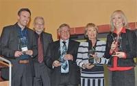 Bergmann bedankt sich für BVZ-Award