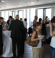 Originelle Vorträge, ungezwungenes Networking und außergewöhnliche Location - Der Kölner Marketingtag 2012 zieht 130 Besucher in den Bann