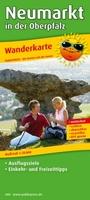 Neue Publicpress-Wanderkarten für Sauerland, Oberpfalz und Ammergauer Alpen
