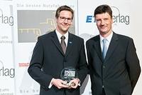"""TC Truck&Cargo® bleibt auch 2012 """"Beste Marke"""""""