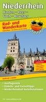 Neue Rad- und Wanderkarte für den Niederrhein von Publicpress