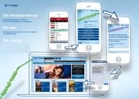 Volksbanken-Gruppe beauftragte e-dialog und YOC mit der Conversion-Optimierung ihrer Mobile Kampagnen