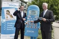 Neues Geschäftsfeld für DOKOM21: Dortmunder Telekommunikationsdienstleister steigt zum 1. Juni in das Mobilfunkgeschäft ein