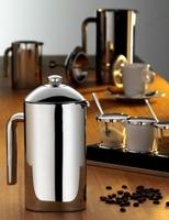 Doppelwandige Tee- und Kaffeekannen von WMF Hotel für längeren Frischegenuss